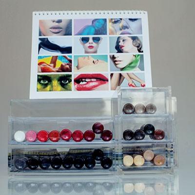 pigments maquillage permanent yeux sourcils levres