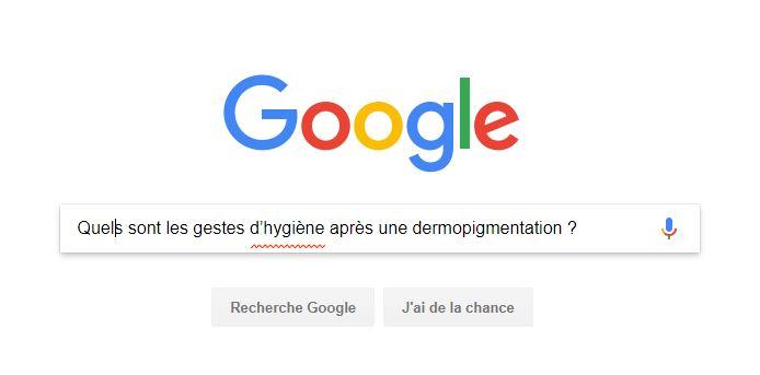 gestes hygiene dermopigmentation